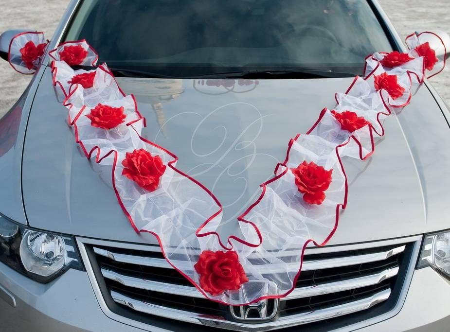 Ленты свадебные на машину сшить своими руками